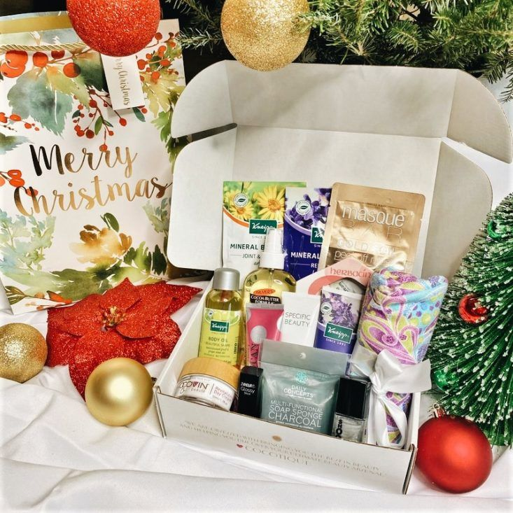 COCOTIQUE Limited Edition Holiday Box Available Now