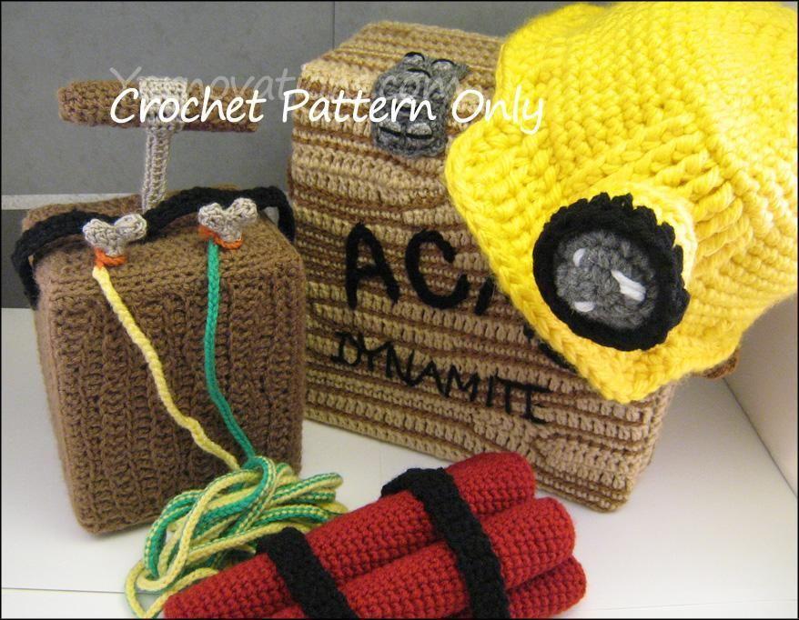 Hard Hat And Mining Set Hard Hats Patterns And Crotchet