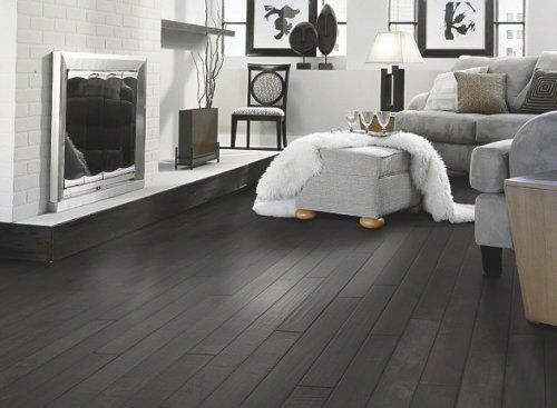 Dark Hardwood Floors Can You Make Them Work Living Room