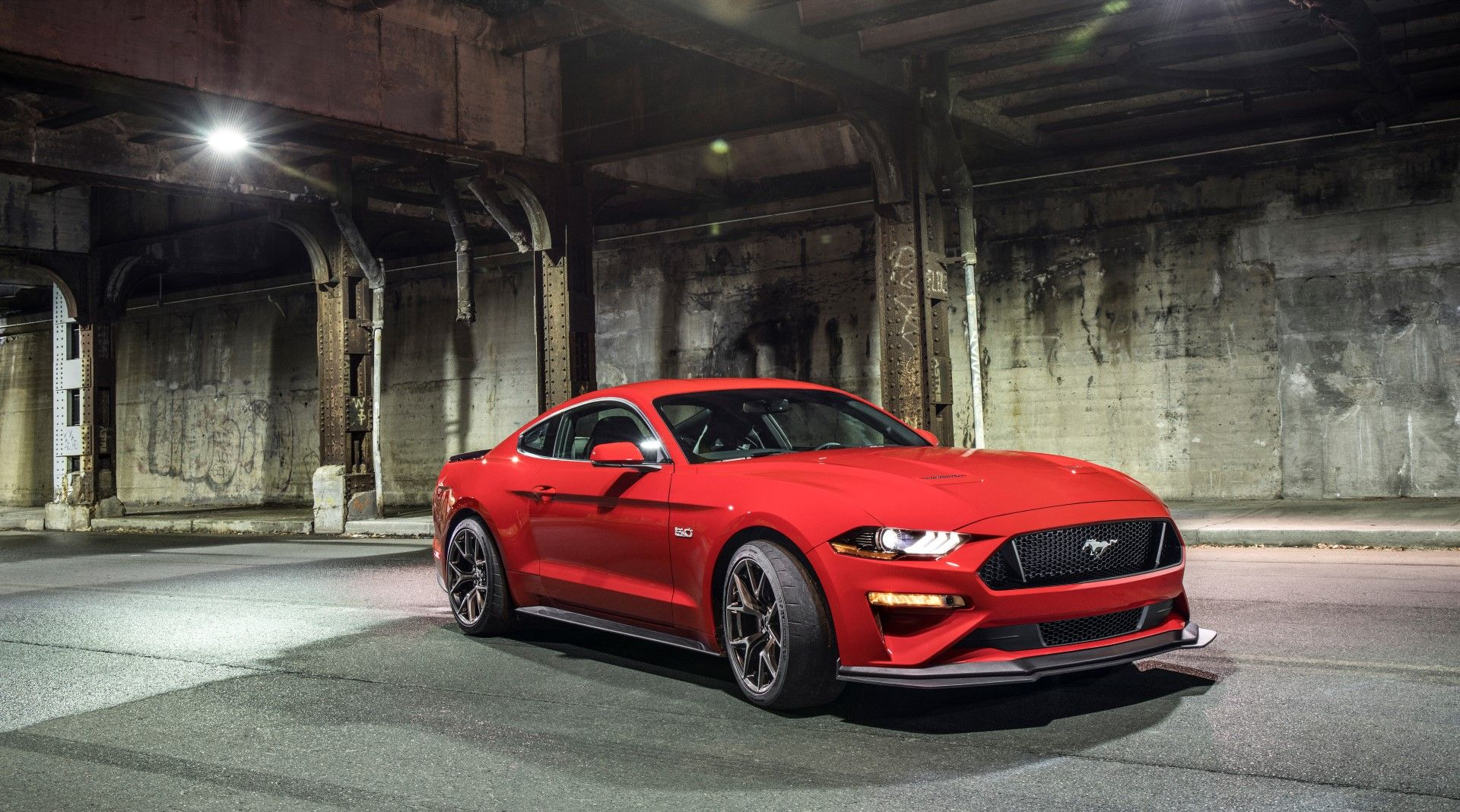 2018 Ford Mustang Gt With Performance Pack Level 2 Ford Mustang