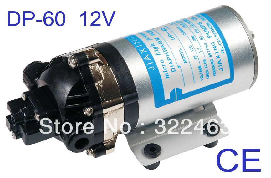 Ce Approved Diaphragm Pumps Dp 60 Dc 12v Diaphragm Pump Vacuum Pump Pumping Car