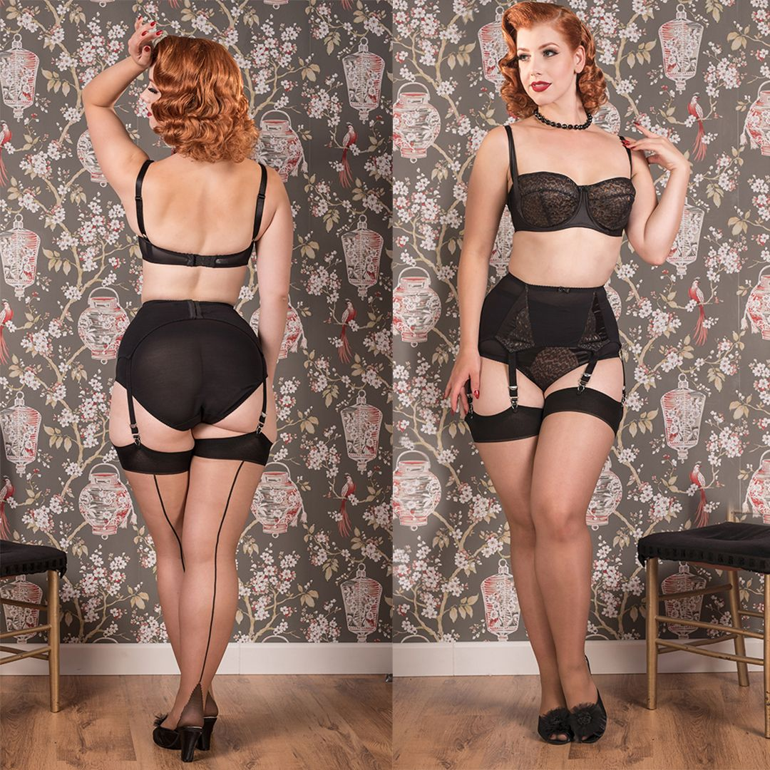 1f90990358870 This stunning new set is going down a storm at What Katie Did HQ! Delicate  gold accented leopard lace is set off by sleek black ...
