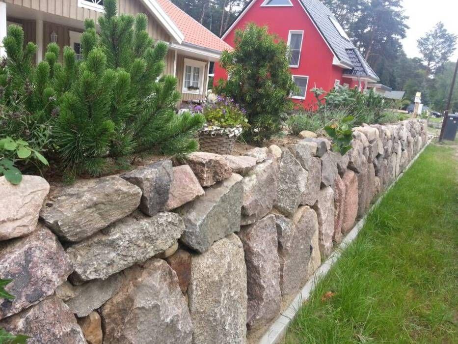 Wohnideen, Interior Design, Einrichtungsideen  Bilder Stone walls