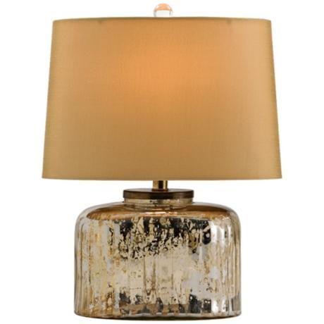 Pelham Ribbed Glass Table Lamp