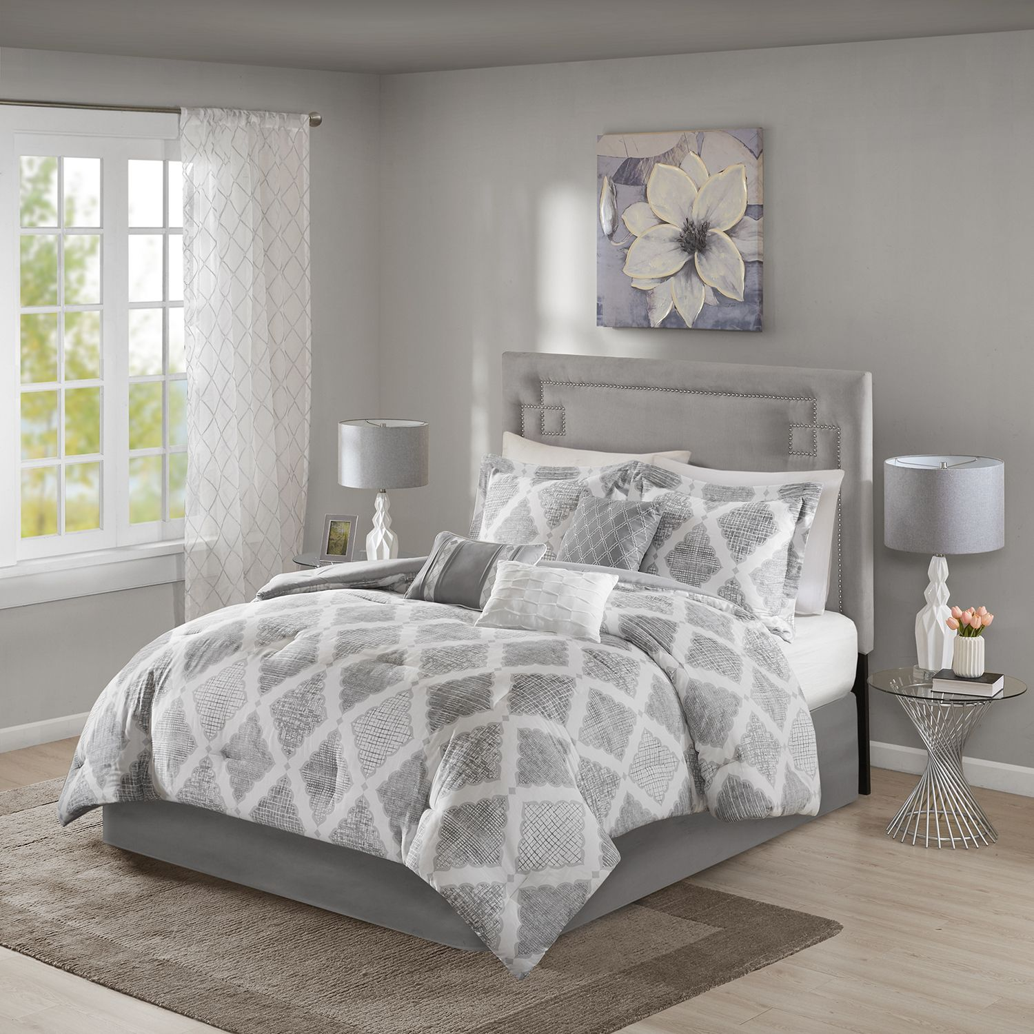 Madison Park Caledon 7piece Comforter Set (With images