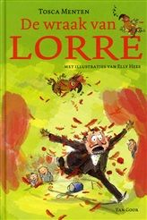 De wraak van lorre taal boeken boek voor kinderen for Bruna ommen