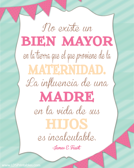 Lds Printables The Influence Of A Mother Happy Mother Day Quotes Mothers Day Poems Mothers Day Quotes