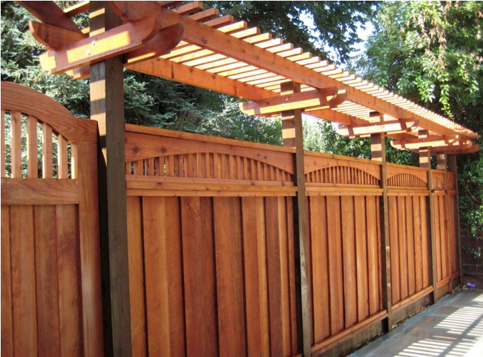 San Jose Arbors L Able Construction L Able Fence San Jose