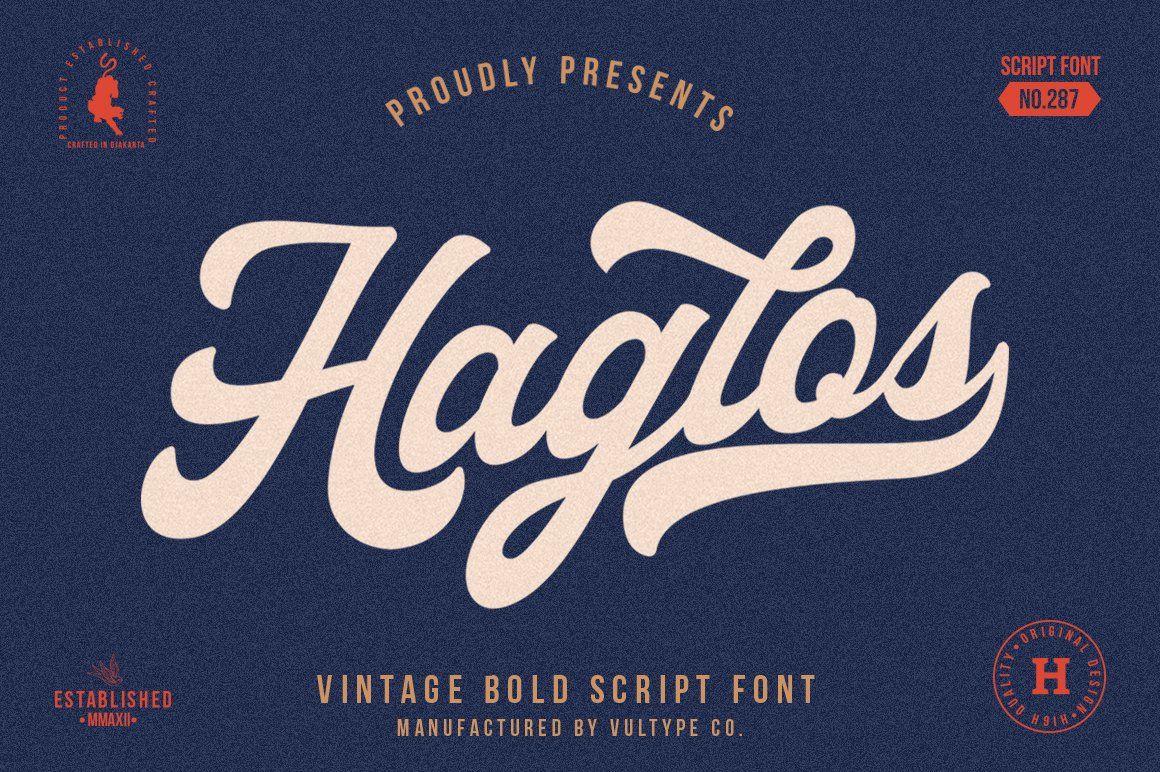 Haglos Bold Script In 2020 Bold Script Font Free Script Fonts Script Fonts