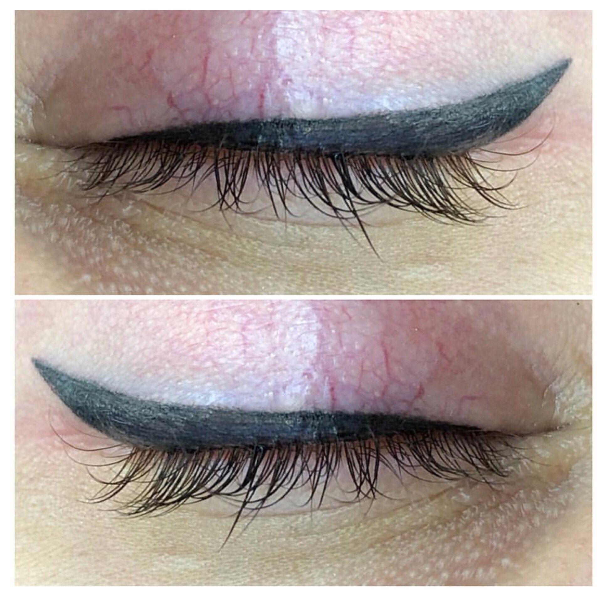 Permanent Eyeliner Eyeliner tattoo, Permanent eyeliner