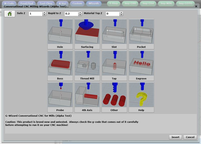 Secrets of Going From CAD, Image, DXF, or STL to GCode for CNC and