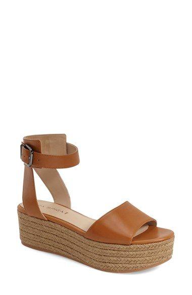 135a13d8ba25 Via Spiga  Nemy  Platform Sandal (Women)
