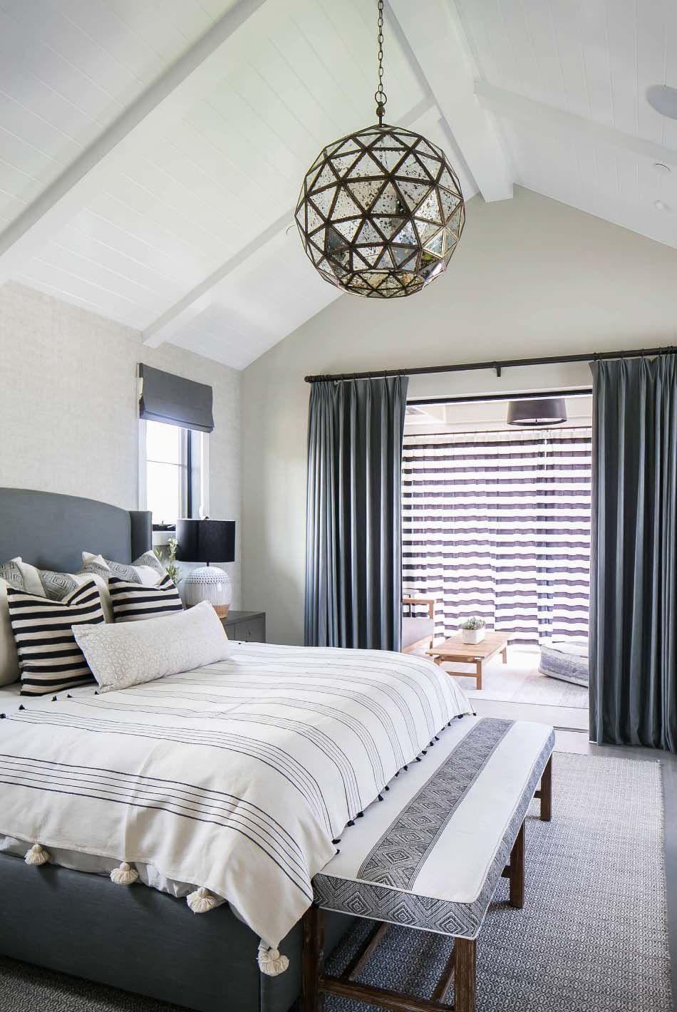 Modern Farmhouse Style Home With A Beachy Vibe In Newport Beach