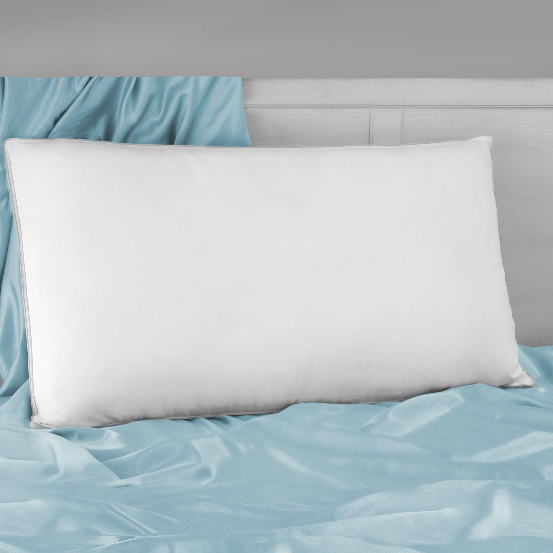 Swiss Lux Euro Cloud Alt And Memory Foam Side Sleeper Pillow