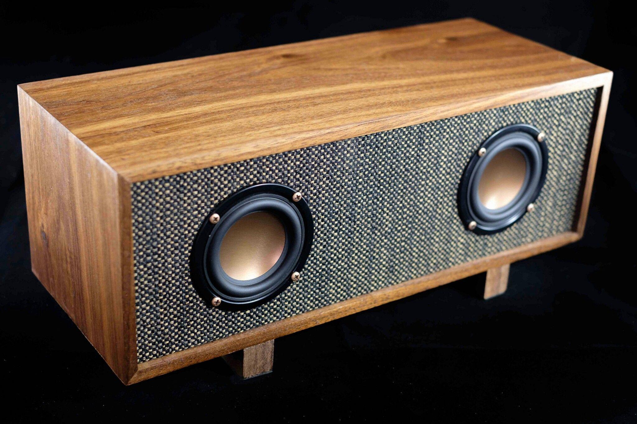 Pin by Tomáš Soldán on Wooden Speakers in 2019 | Diy ...