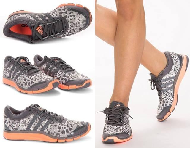 Mamy Cos Dla Milosniczek Panterki I Sportu Damskie Buty Adidas Przeznaczone Do Treningu W Modnej Kolorystyce I O Ciekawej Adipure Sneakers Underarmor Sneaker