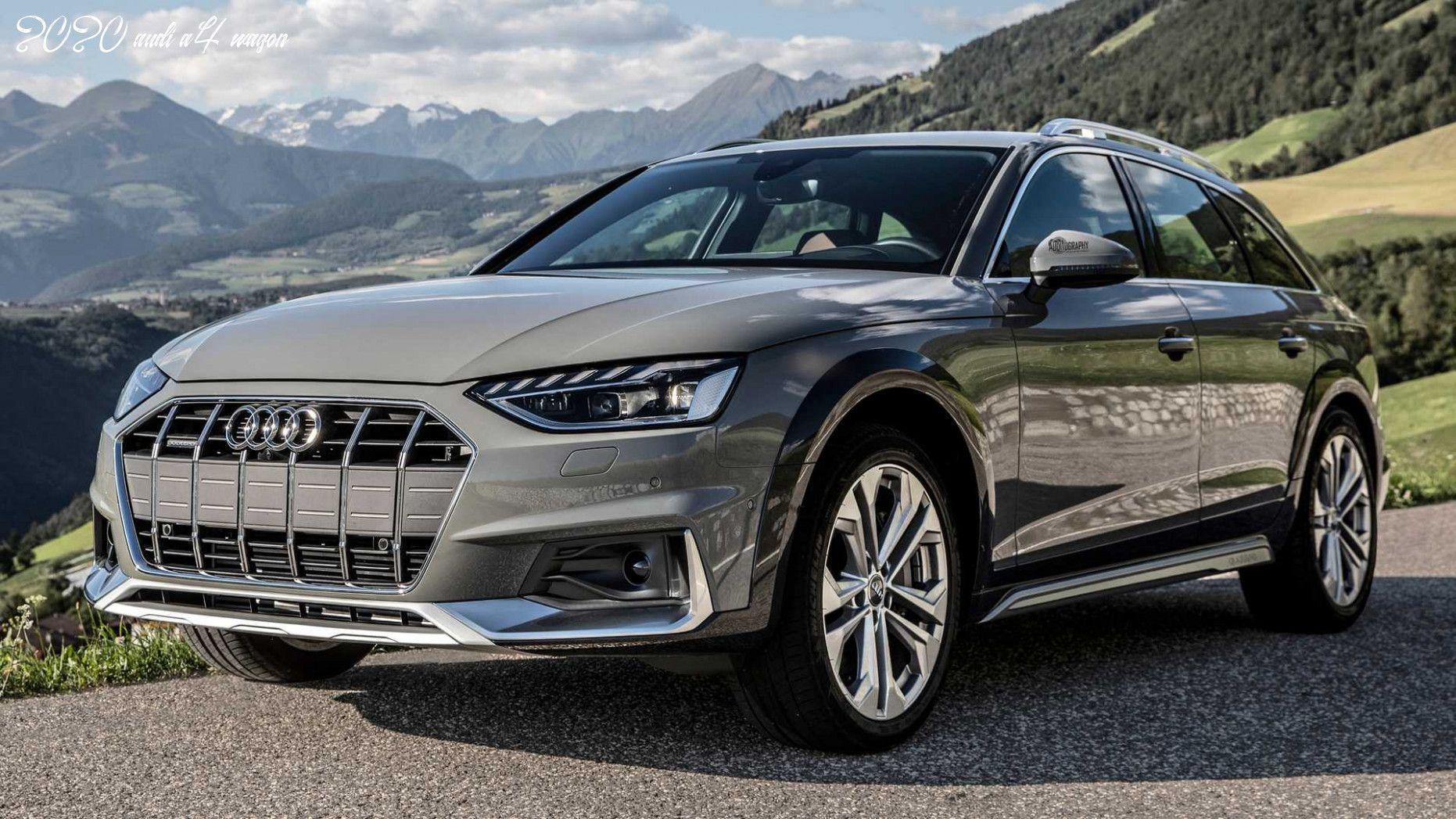 2020 Audi A4 Wagon In 2020 Audi A4 Avant Audi A4 Audi