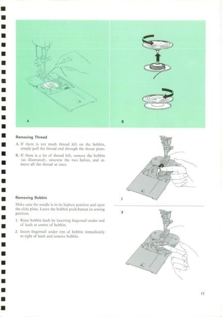 Singer 728 Sewing Machine Instruction Manual Here are just a few - instruction manual