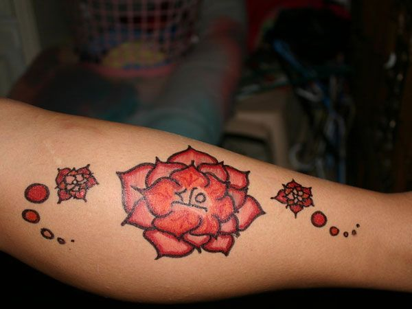 Asian Flower Tattoo Tattoos Pinterest Asian Flowers Flower