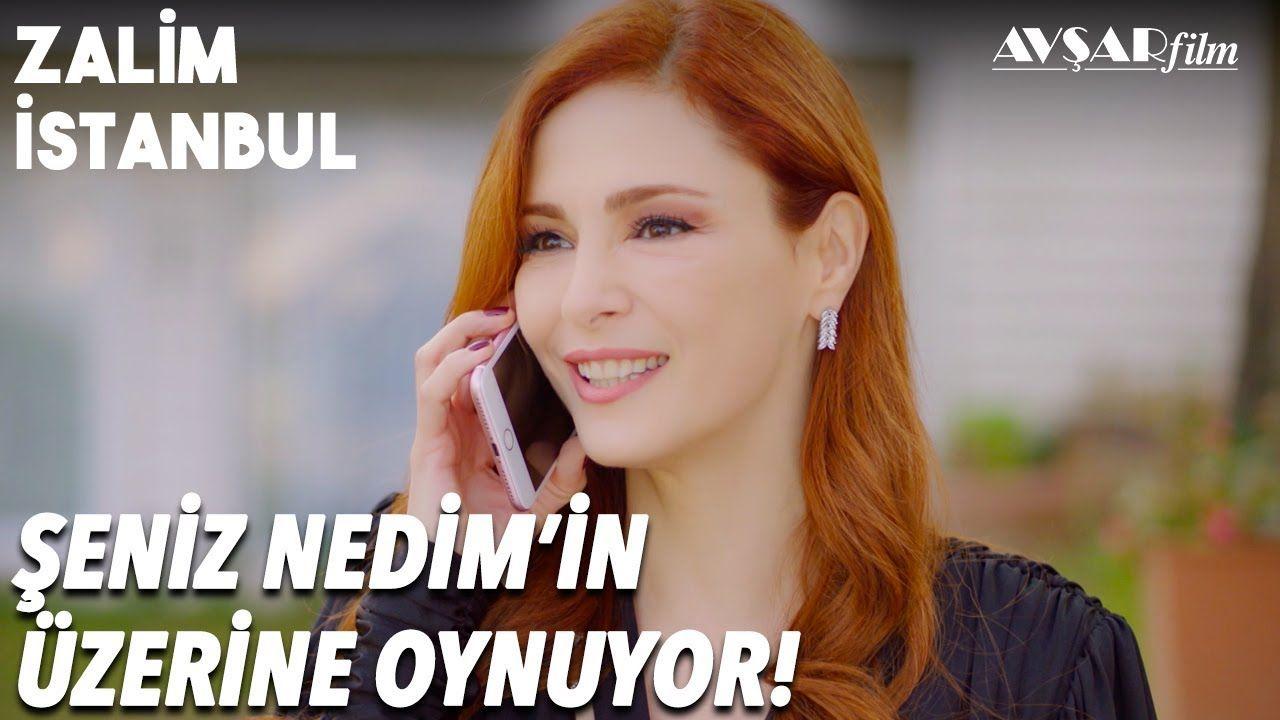 Seniz In Cemre Ve Nedim Uzerindeki Oyunu Zalim Istanbul 21 Bolum Istanbul Insan Youtube