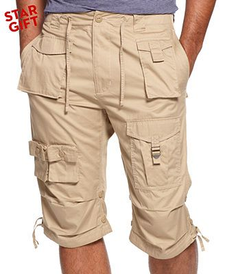 19a90dc133 Men's Classic Flight Cargo 14 Shorts, Created for Macy's | my ...