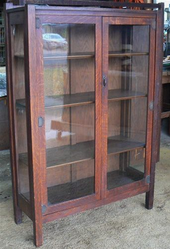 2 Door China Cabinet Music Room Display