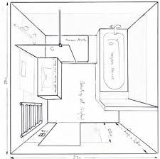 Resultat De Recherche D Images Pour Plan Salle De Bain Avec Douche Italienne Baignoire Et Wc Plan Salle De Bain Plans Petite Salle De Bain Salle De Bain 6m2