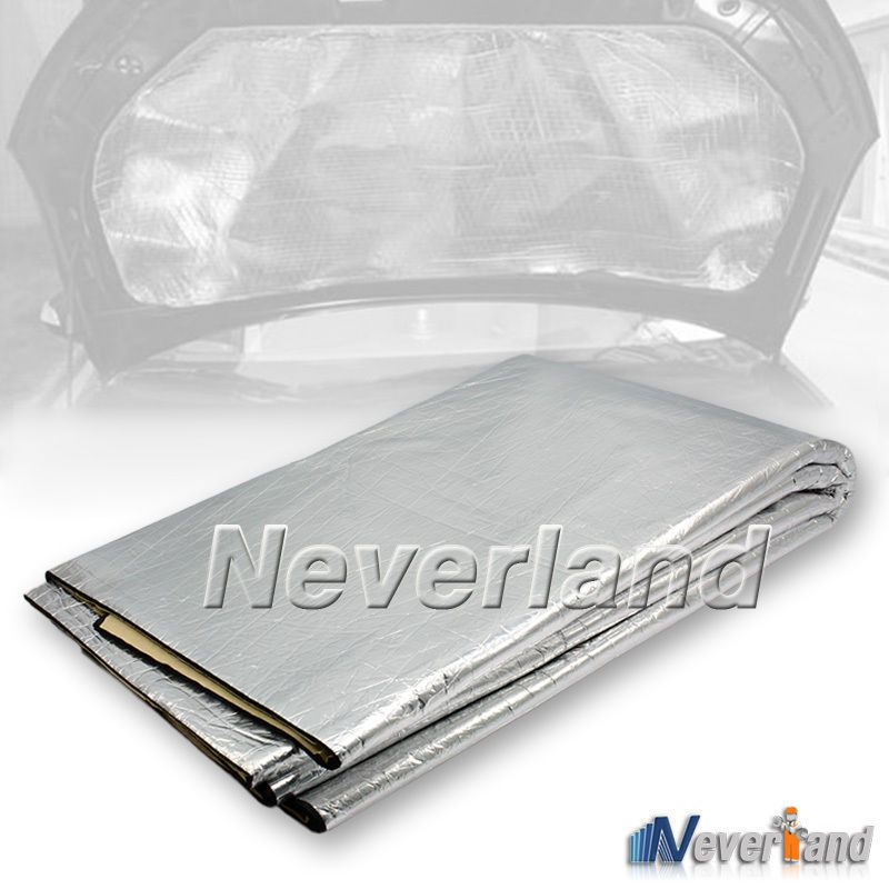48x40 121cmx100cm car truck automotive heat sound shield