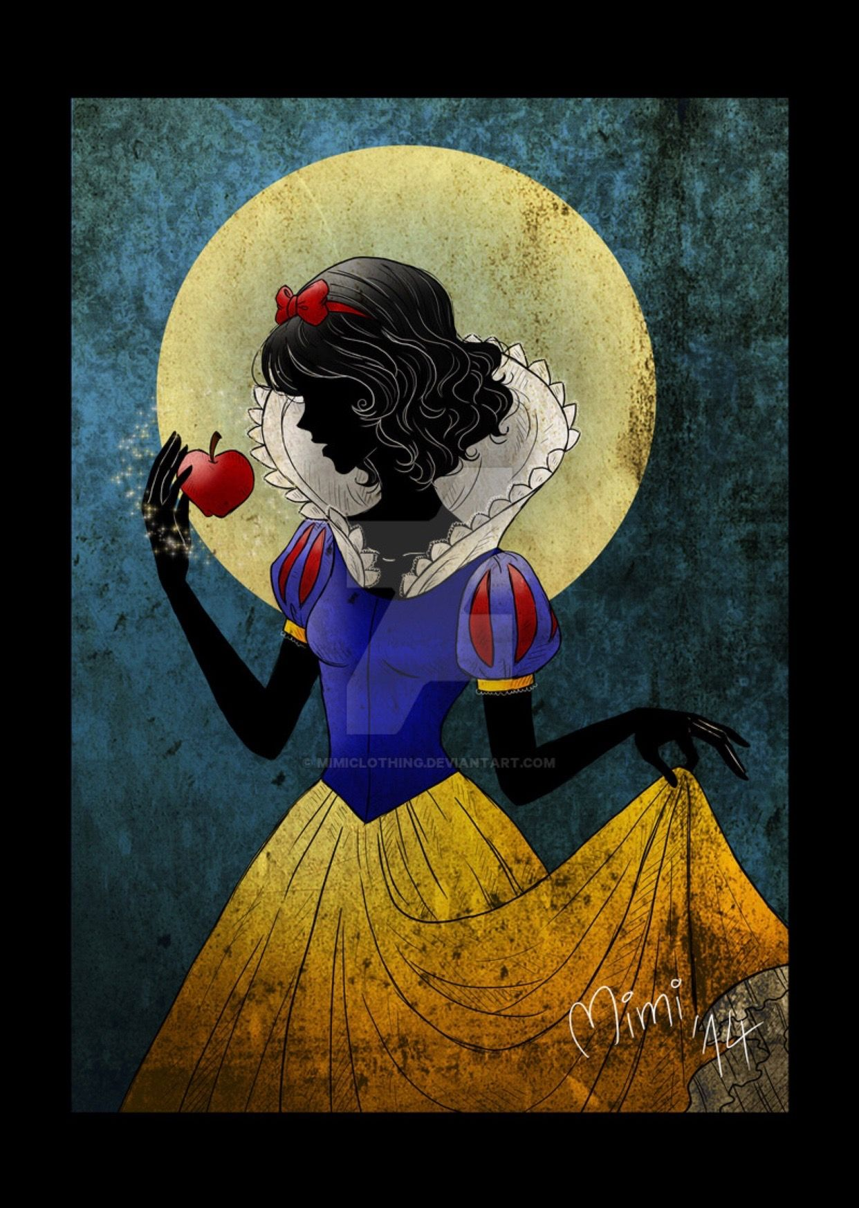 Mimiclothing Disney Snow White