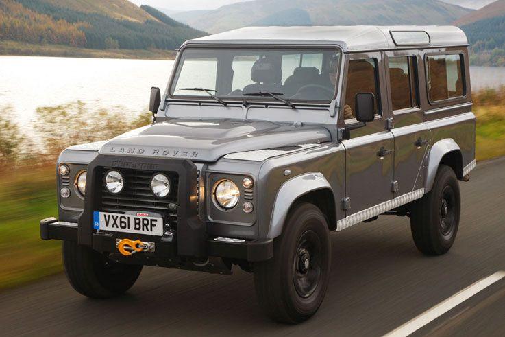 Land Rover Defender 110 Station Wagon 2.2 sel 4 | Defender ...