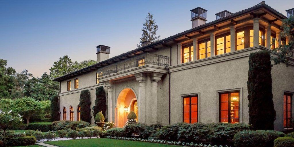 The 15 Most Expensive Homes For Sale In The Silicon Valley Town