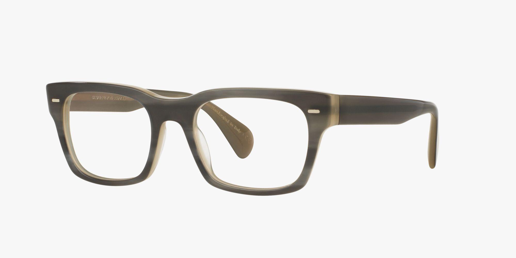 3b9015077d3 Optical OV5332U - Grey Horn cream - Demo Lens - Acetate
