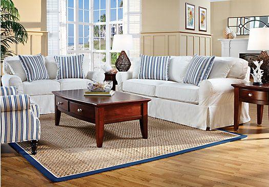 $1800 Sofia Vergara Kinney Heights 6 Pc Living Room At Rooms To Go. |  Living   Spaces | Pinterest | Sofia Vergara, Living Room Sets And Room Set