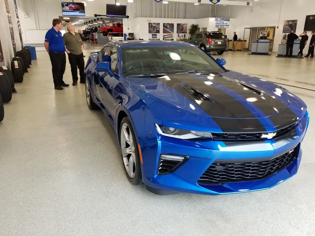 my blue 2017 chevy camaro 2ss this is day 1 may 24 2017 j w camaro dreams pinterest. Black Bedroom Furniture Sets. Home Design Ideas