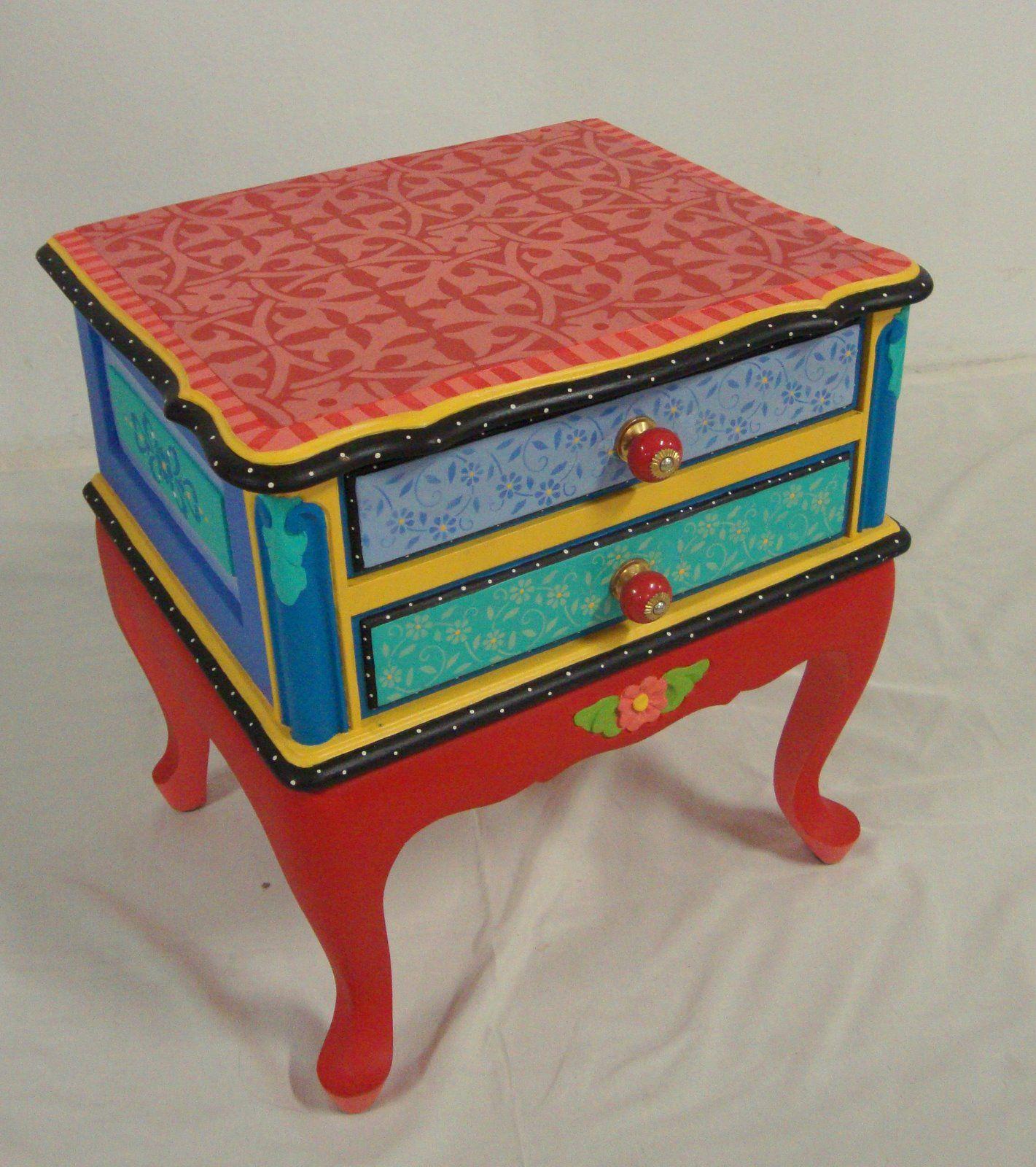 Móveis pintados no atelier odila freire paint furniture vintage