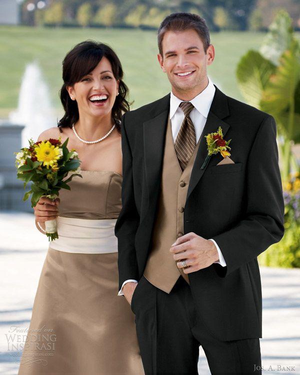 Jos. A. Bank Tuxedo Rental Website — Sponsor Highlight | Wedding ...