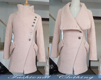 Coats Warm and Popular on Pinterest