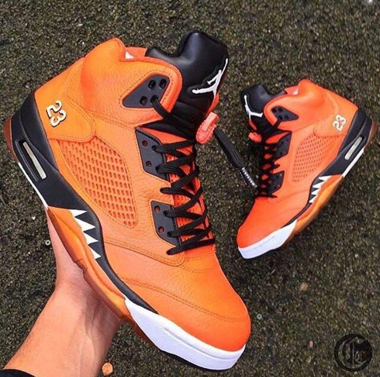 sports shoes 932c8 0b094 Custom Jordan 5 | Custom Sneakers in 2019 | Custom sneakers ...