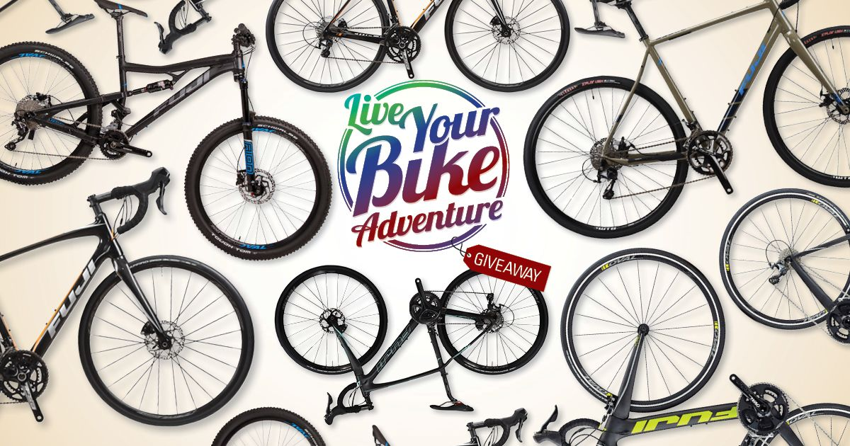 Performance Bicycle Live Your Bike Adventure Giveaway With Images
