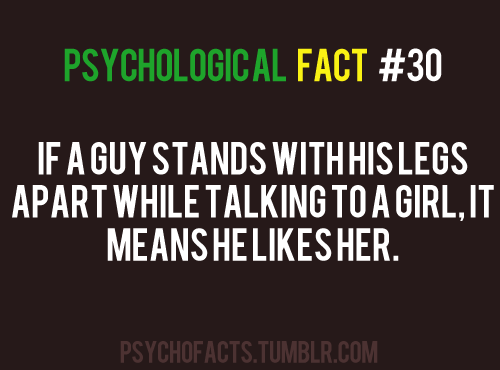 How to know if someone likes you psychology