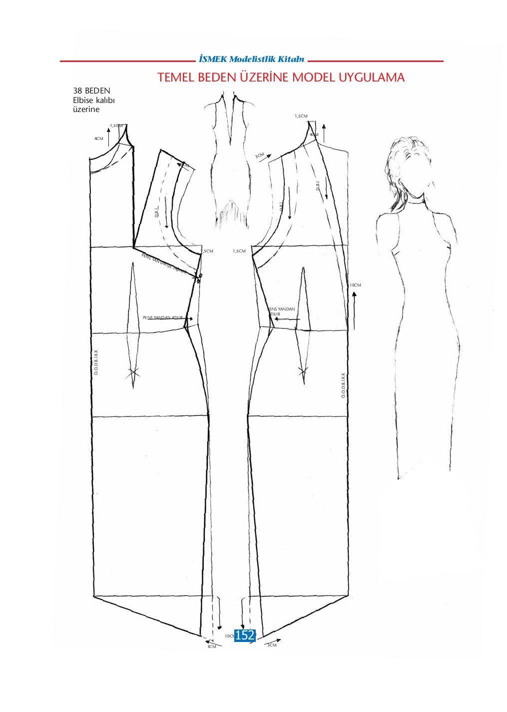 Modelistlik | Patrones, Costura y Patrones vestidos