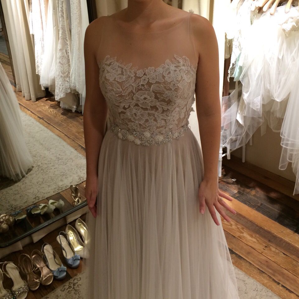 """Found my dress! Watters/Love Marley """"Penelope"""" (With"""