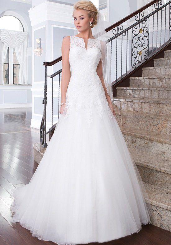 2790de3dbbd Lillian West 6309 Wedding Dress - The Knot