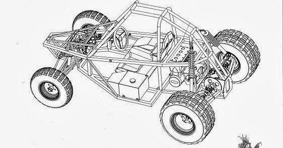 Alguna vez has pensado construir Tu propio Bugui (Buggy) Go- Kart ...