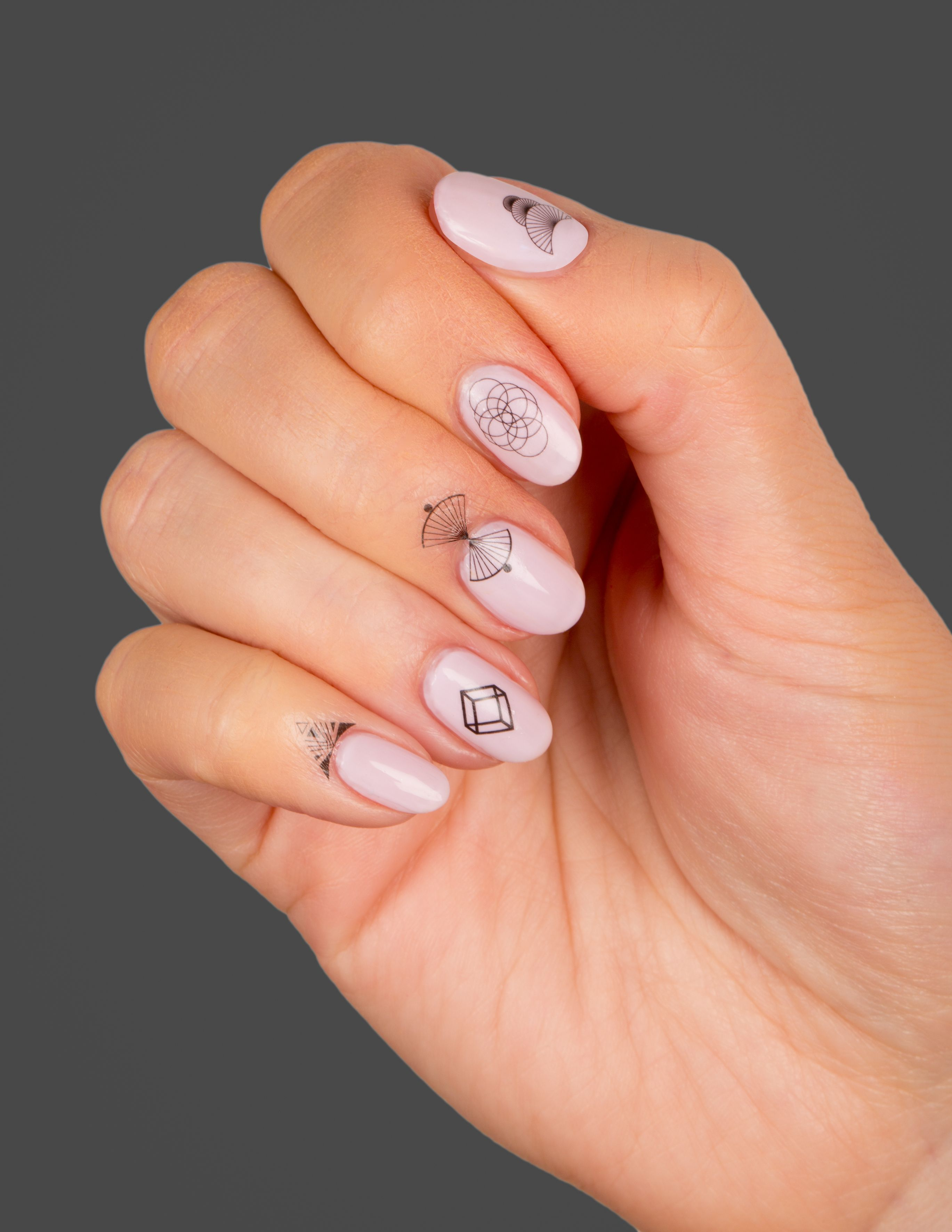 Bourjois Nail and Cuticle Tattoos | Cuticle Tattoos | Pinterest ...