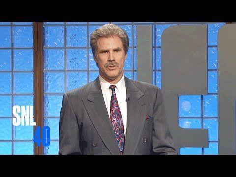 Fortieth anniversary saturday night live celebrity jeopardy