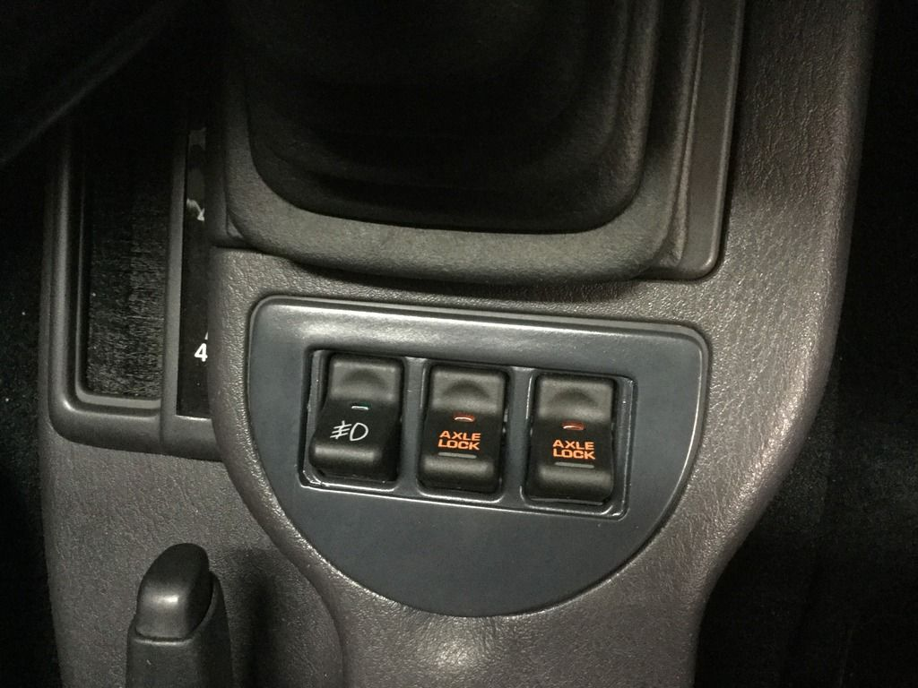 How To Give Your 97 Xj More Factory Toggle Switch Slots Jeep