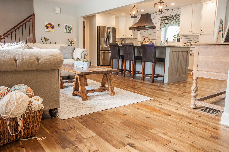 9 Mile Creek Sand Dune Living Room Wood Floor Solid Wood Flooring Wood Floors Wide Plank