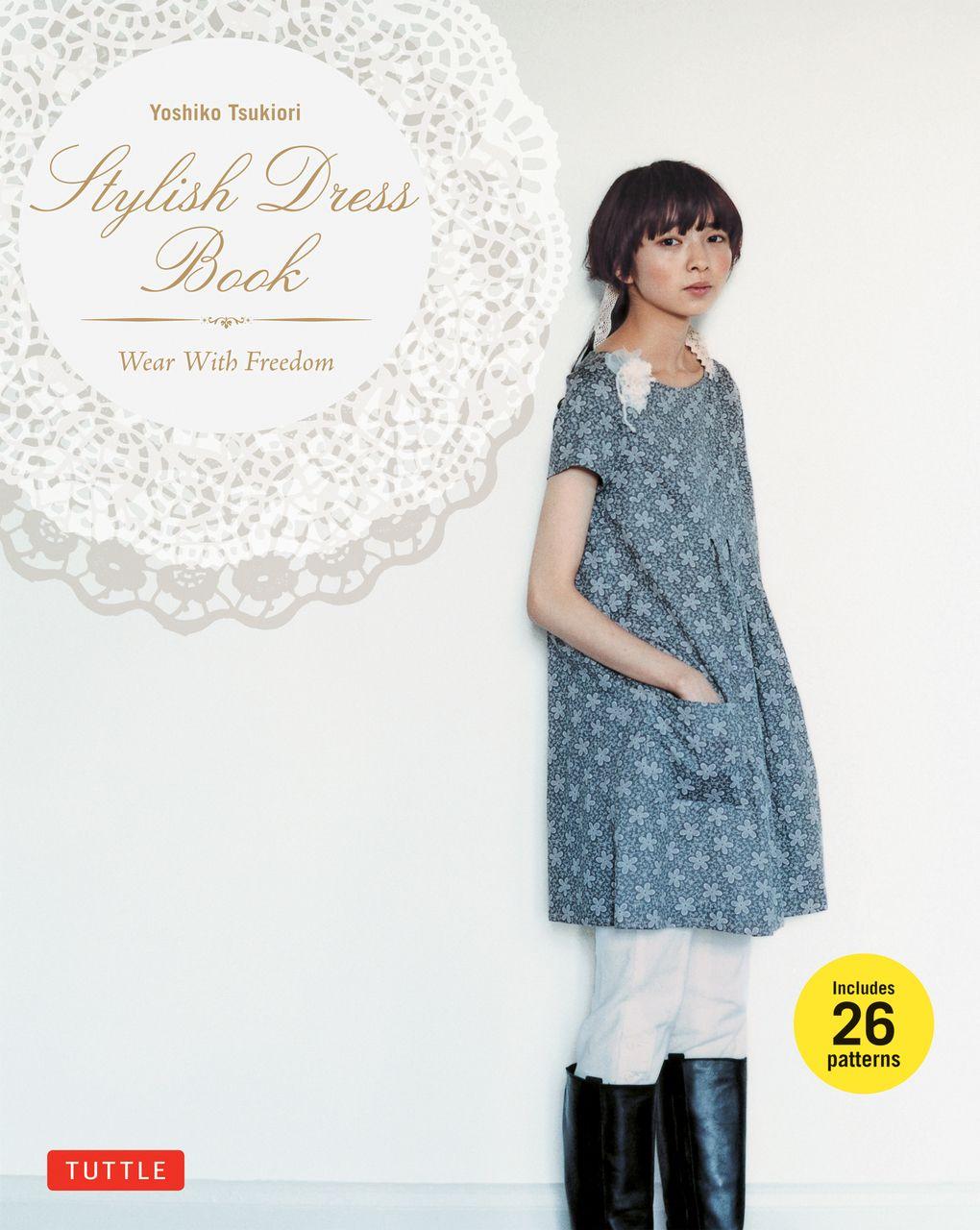 Stylish Dress Book Stylish Dress Book Japanese Sewing Patterns Stylish Dresses