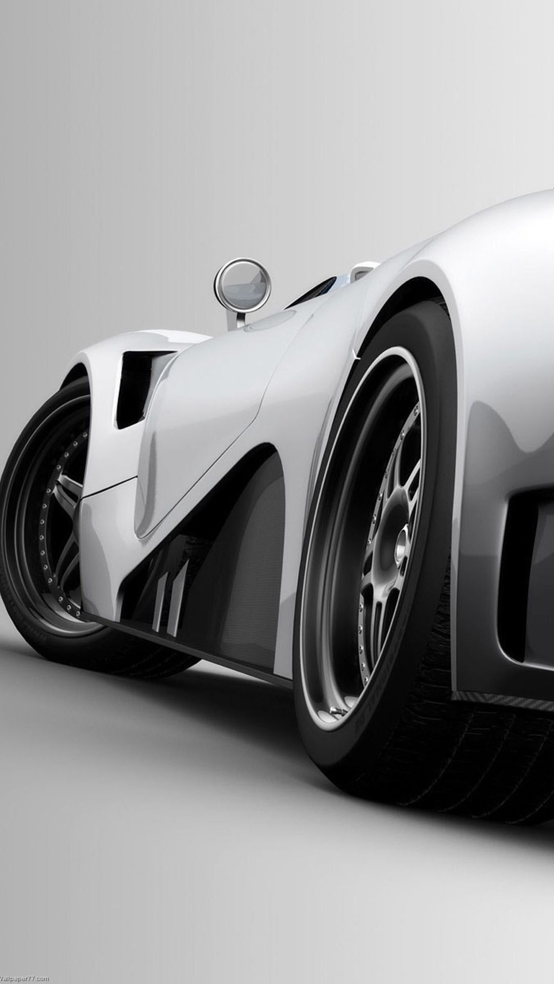 Black And White Super Sport Car IPhone 6 Plus HD Wallpaper   Http://
